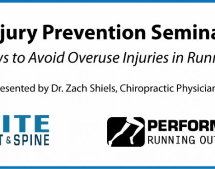 Injury Prevention Seminar