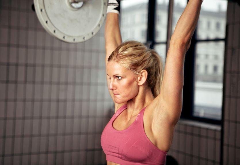 CrossFit Injuries: Shoulder Pain