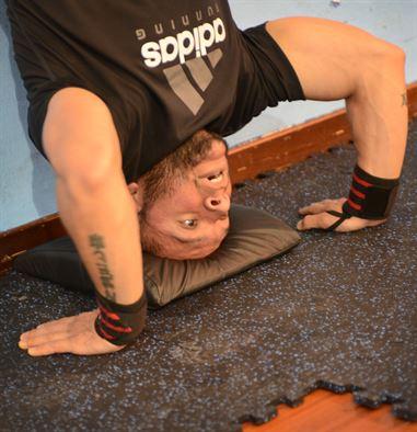 CrossFit Injuries: Neck Pain