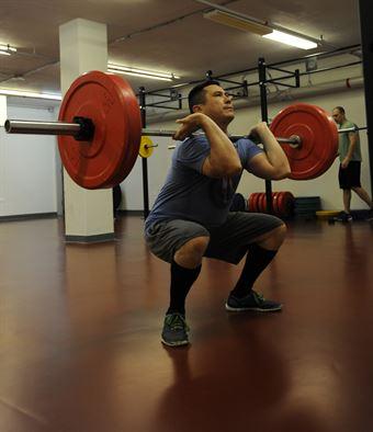 CrossFit Injuries: Elbow Pain